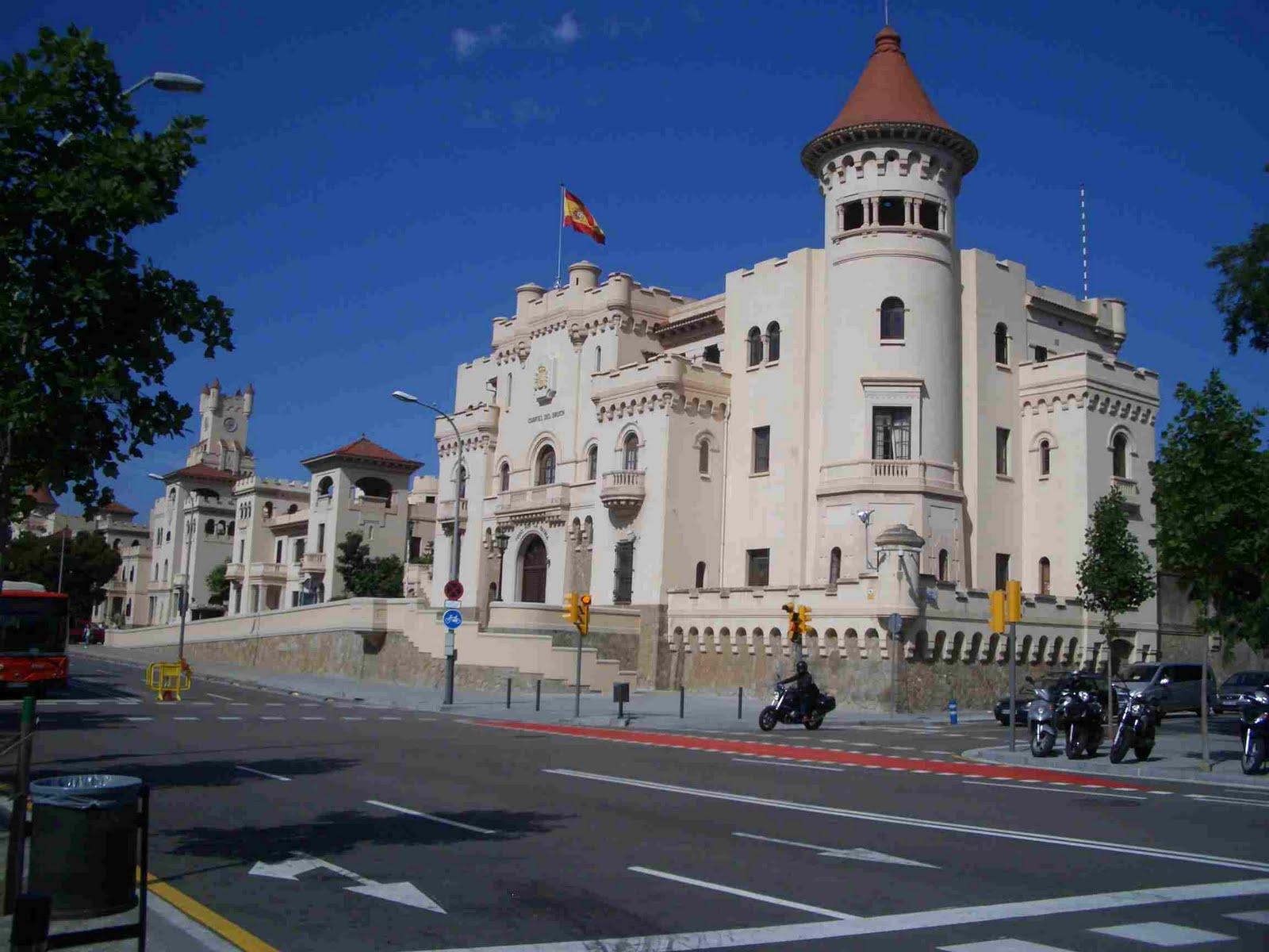 Castillos y Fortalezas de España BRUC_1