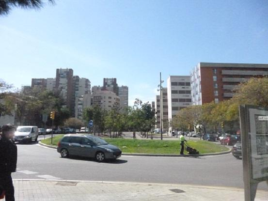 Plaza de las mates